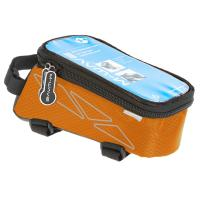 Oberrohrtasche 'M-Wave Rotterdam Top L' orange